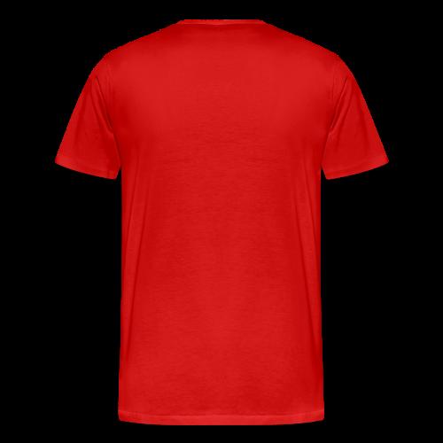 TIme Tunnel O OMNI Shirt RD - Männer Premium T-Shirt