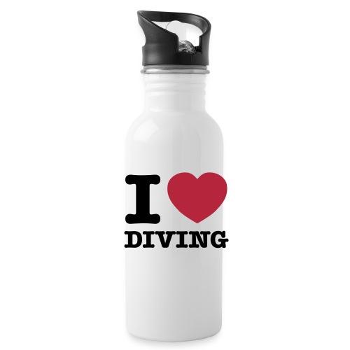 Gourde I love diving - Gourde
