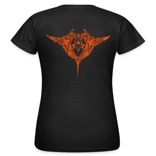 T-shirt Plongeur.com - Raie manta - T-shirt Femme