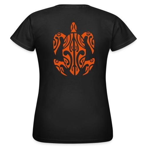 T-shirt Plongeur.com - Tortue - T-shirt Femme