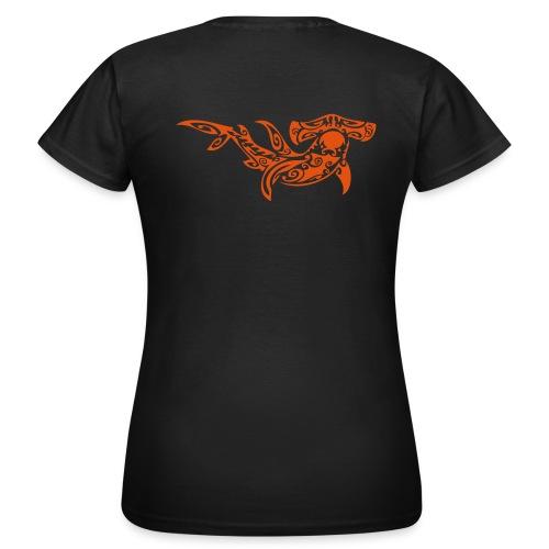 T-shirt Plongeur.com - Requin marteau - T-shirt Femme