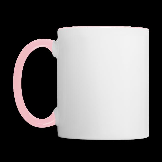 Flamingo weiß-rosa