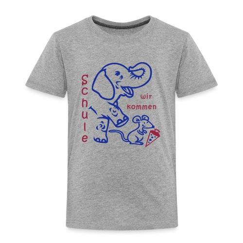 Zuckertüte - Kinder Premium T-Shirt