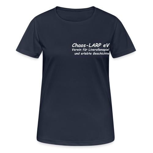 Frauen T-Shirt atmungsaktiv (Flex) - Frauen T-Shirt atmungsaktiv