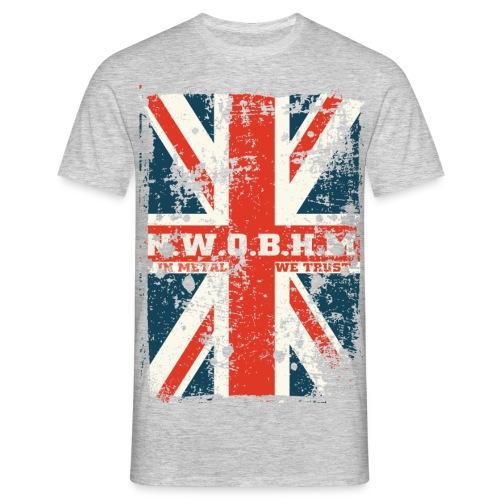NWBHM - Herre-T-shirt