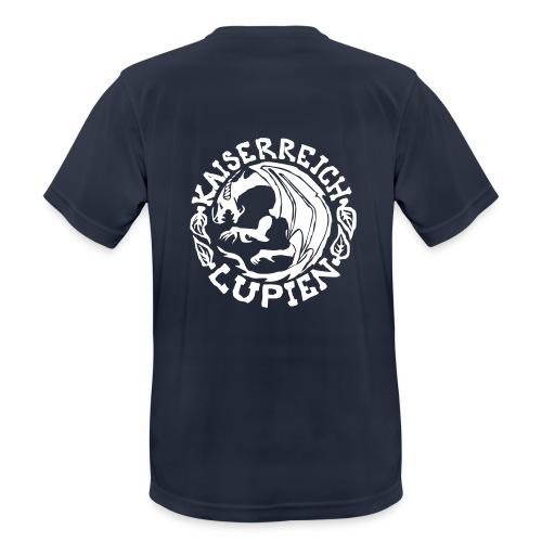 Männer T-Shirt atmungsaktiv (Flock) - Männer T-Shirt atmungsaktiv