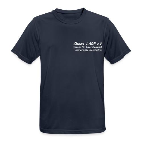 Männer T-Shirt atmungsaktiv (Flex) - Männer T-Shirt atmungsaktiv
