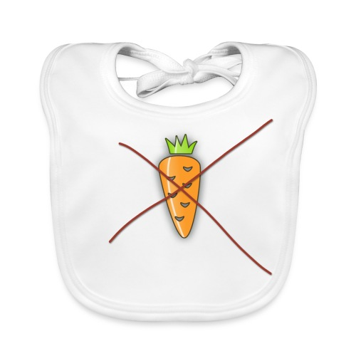 No Penis Shaped Food - Baby Organic Bib