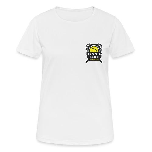 Damen Shirt - Frauen T-Shirt atmungsaktiv
