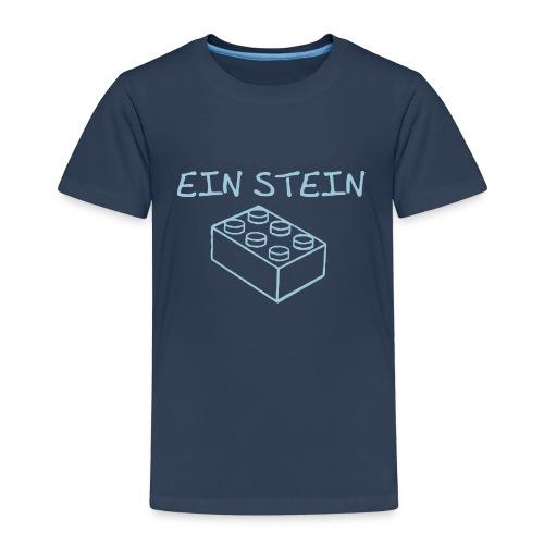Ein Stein - Kinder Premium T-Shirt