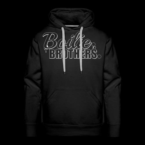 Boilie Brothers Teamhoodie - Männer Premium Hoodie