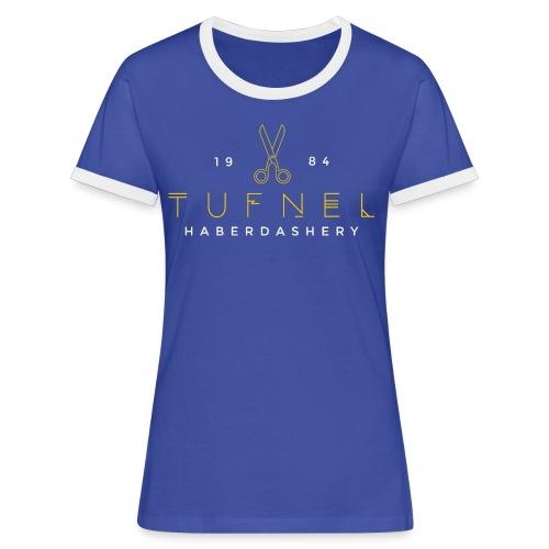 Tufnel Haberdashery - Women's Ringer T-Shirt