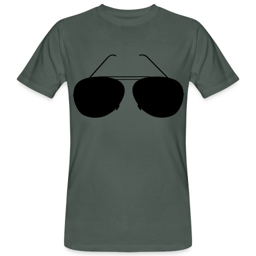 here and now - Männer Bio-T-Shirt