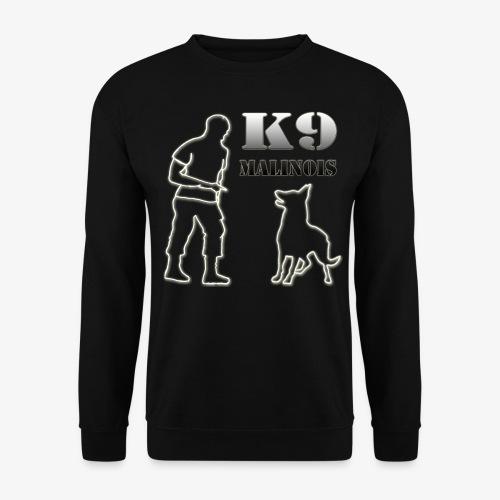 SWEAT K9 MALINOIS - Sweat-shirt Homme