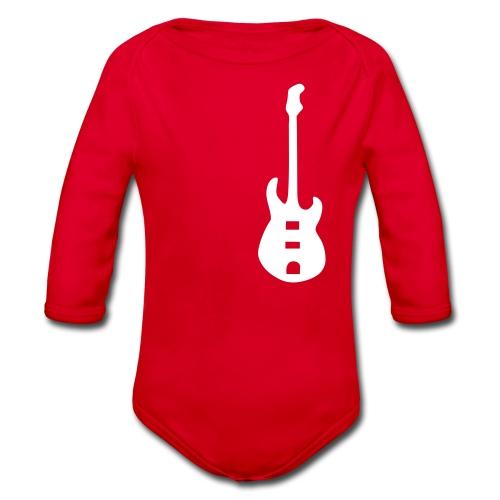 Rock it! - Babybody - Baby Bio-Langarm-Body