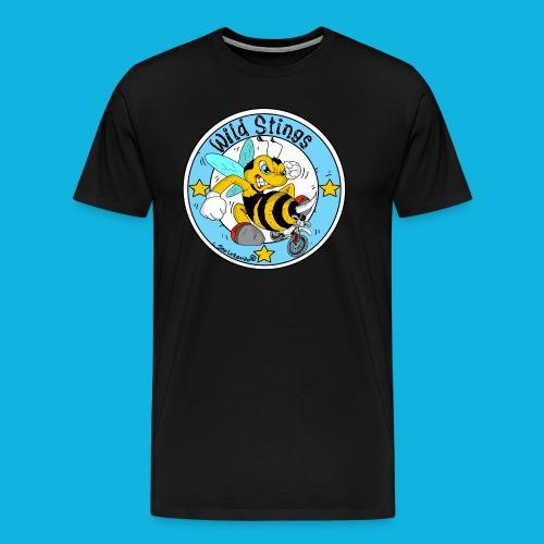 Wild Stings One - Männer Premium T-Shirt