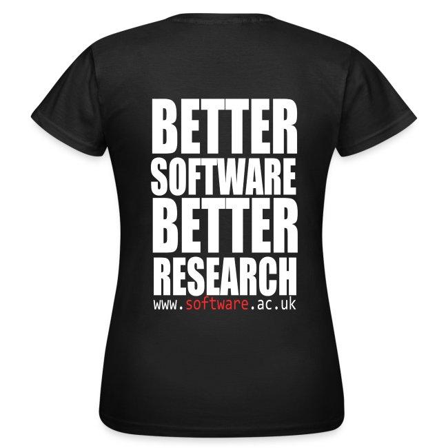 Better Software Better Research