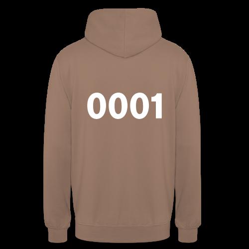 0001 Hoodie - Unisex Hoodie