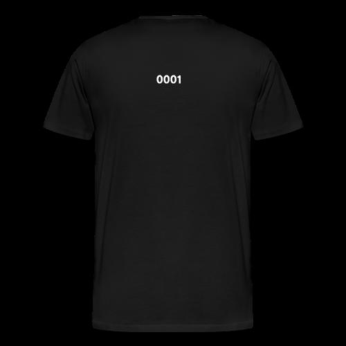0001 T-Shirt - Men's Premium T-Shirt
