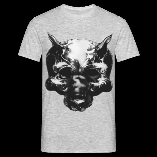 Mad Willy-Iani hybrid creep - Männer T-Shirt