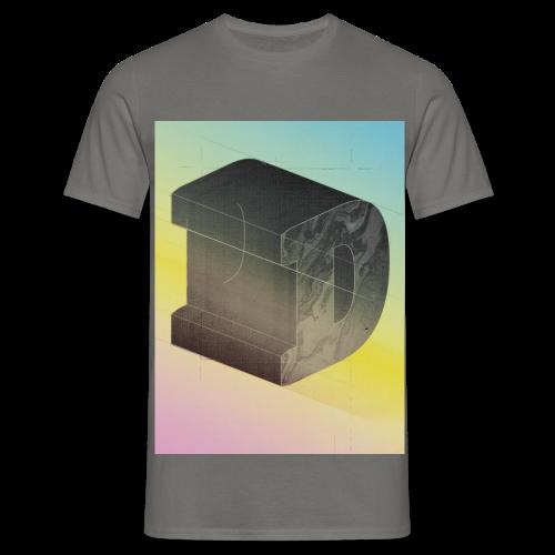 rainbow spells with D - Männer T-Shirt