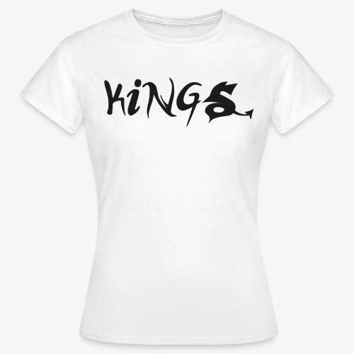T-shirt women - Vrouwen T-shirt