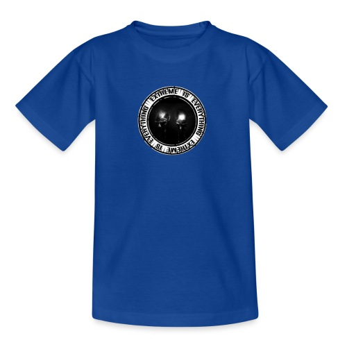 Kids Extreme Is Everything Records T-shirt - Kids' T-Shirt