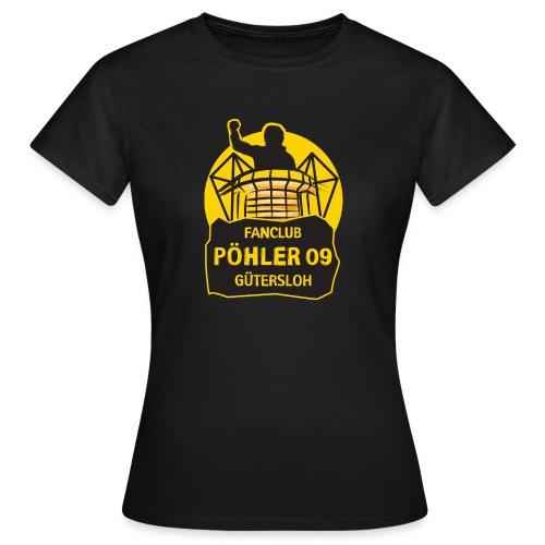 Pöhler 09 Gütersloh NEU - DAMEN Standard Shirt - Frauen T-Shirt