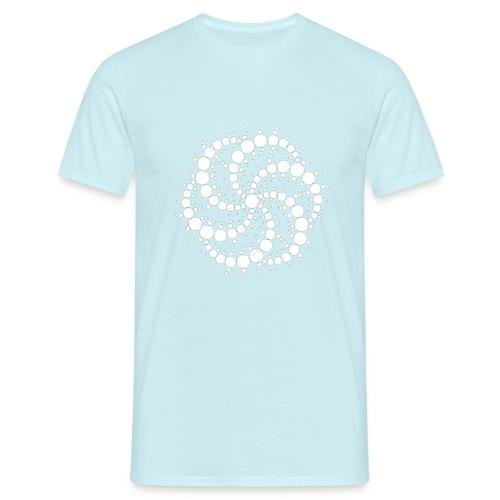 T-shirt près du corps Homme Nuréa Galaxie - T-shirt Homme