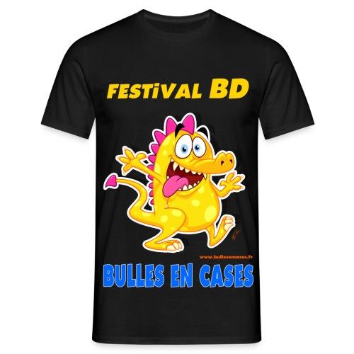Bulles en cases - V4 - T-shirt Homme