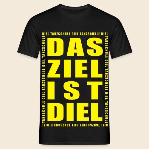 Das Ziel ist Diel T-Shirt H YoB - Männer T-Shirt
