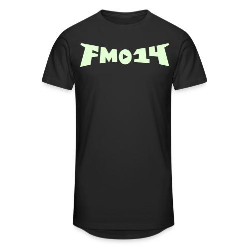FM014 Longshirt - Männer Urban Longshirt