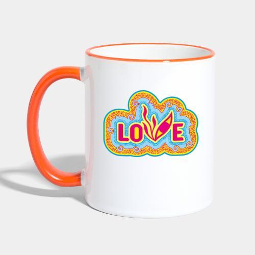 Love Pop Art Eye
