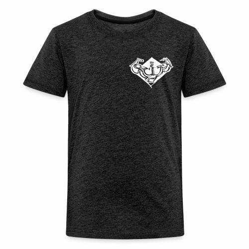 Comet Gym T-shirt Tonåring - Premium-T-shirt tonåring