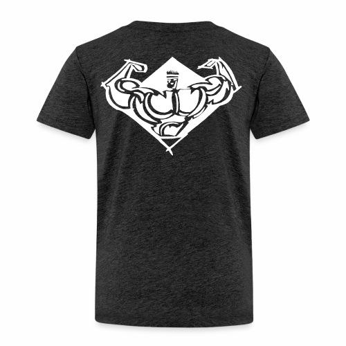 Comet Gym T-shirt Barn - Premium-T-shirt barn