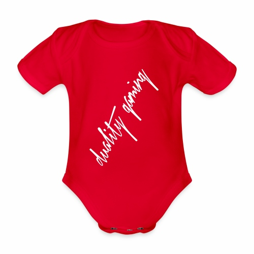 duality.ps gaming Baby Body - Ekologisk kortärmad babybody