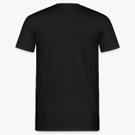 T-shirt Papas motards plus cool noir par Tshirt Family
