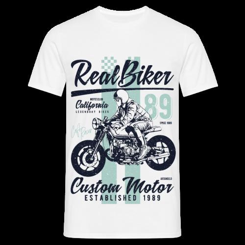 Real Biker - T-shirt Homme