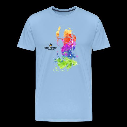 Basti-Fantasti Fan Shirt Premium ORIGINAL - Männer Premium T-Shirt