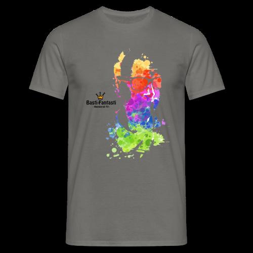 Basti-Fantasti Fan Shirt ORIGINAL - Männer T-Shirt