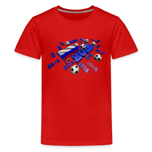 Football Event of the year 2018 - T-shirt Premium Ado