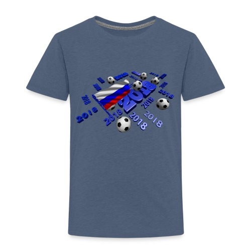 Football Event of the year 2018 - T-shirt Premium Enfant