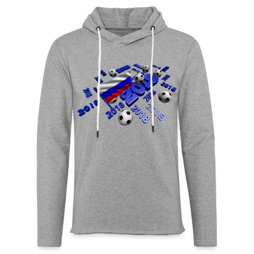 Football Event of the year 2018 - Sweat-shirt à capuche léger unisexe