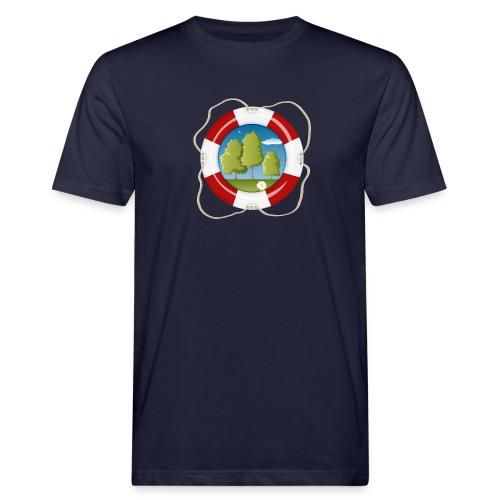 Save the nature - Männer Bio-T-Shirt - Männer Bio-T-Shirt