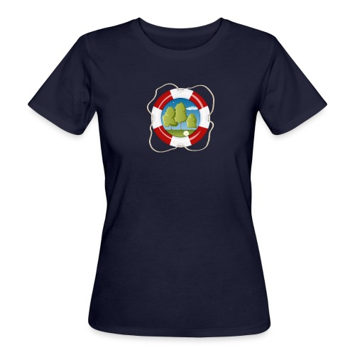 Save the nature - Frauen Bio-T-Shirt - Frauen Bio-T-Shirt