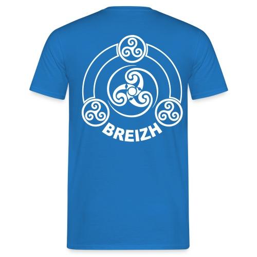 Bretagne Breizh - T-shirt Homme