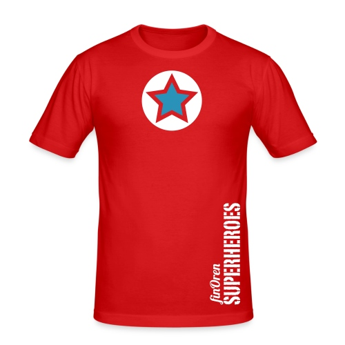 Slim Fit Herr - Slim Fit T-shirt herr