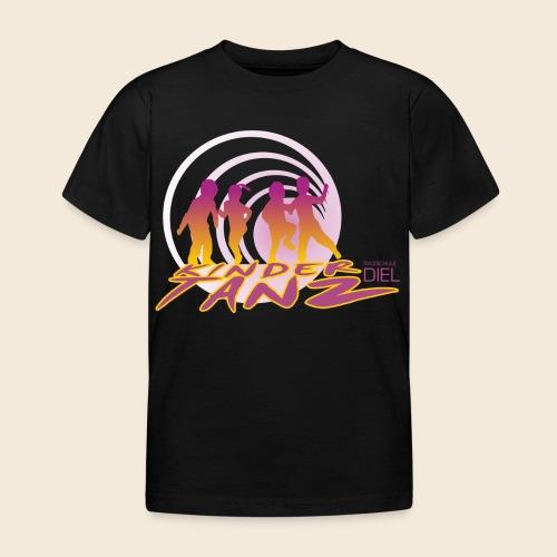 """Kindertanz """"T-Shirt P Kids front"""" - Kinder T-Shirt"""