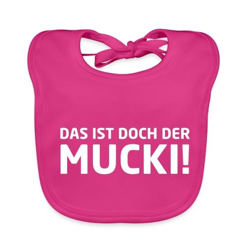 NEU! Baby Bio Lätzchen - MUCKI - Baby Bio-Lätzchen