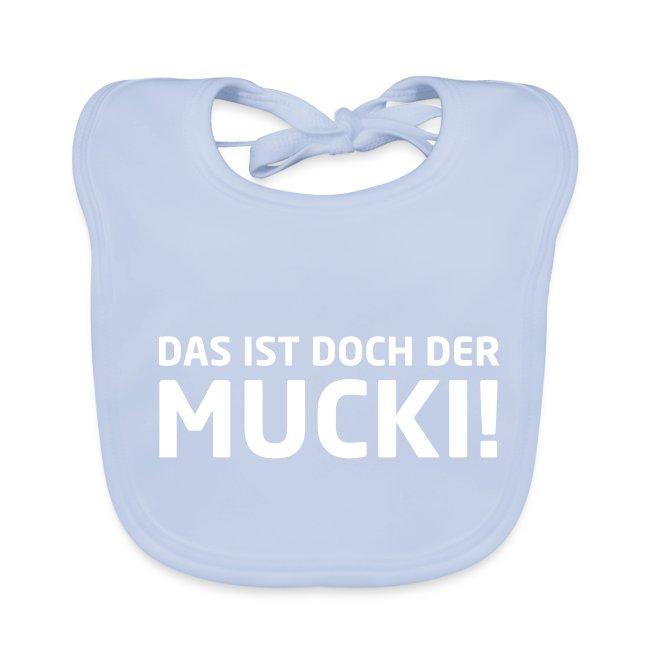 NEU! Baby Bio Lätzchen - MUCKI